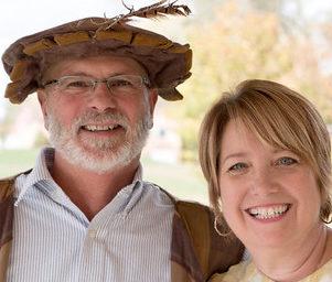 Steve and Connie Johnson
