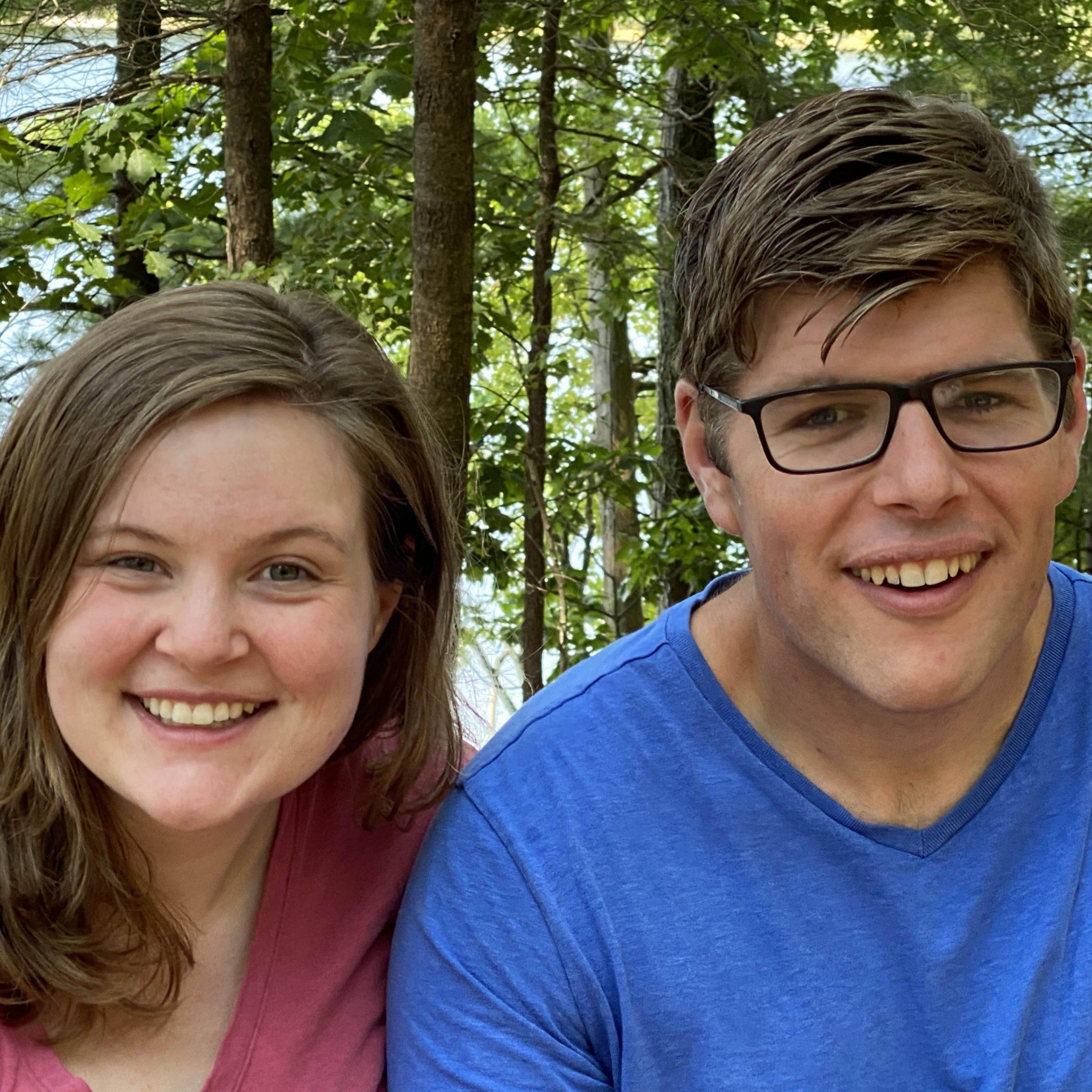 John & Tiffany Copell