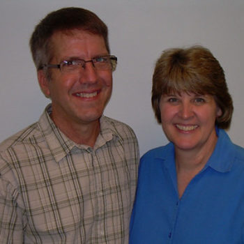 Ken and Kathy Teeter