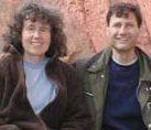 Kurt & Shoshanah Schafli